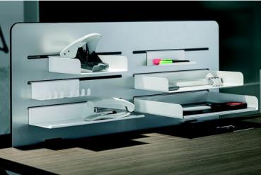 Hess Shop 24 Organisationspaneel Schreibtischaufsatz System